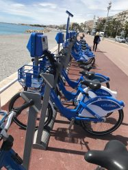 Velobleu, bike sharing a Nizza