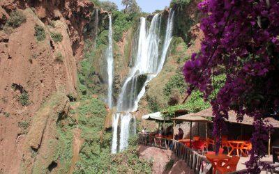 Cascate di Ouzoud – un'escursione a due ore da Marrakech
