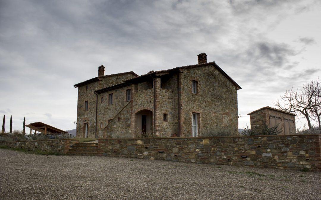 Casa Antheia a Monteleone d'Orvieto