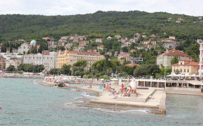 Vacanze vip in Croazia ad Opatija