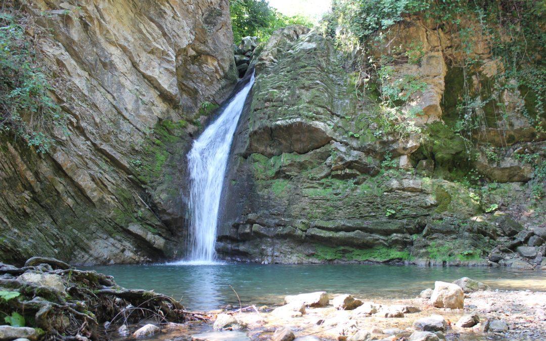 """Le Cascate di San Fele """"U uattenniere"""", meta low cost in Basilicata"""
