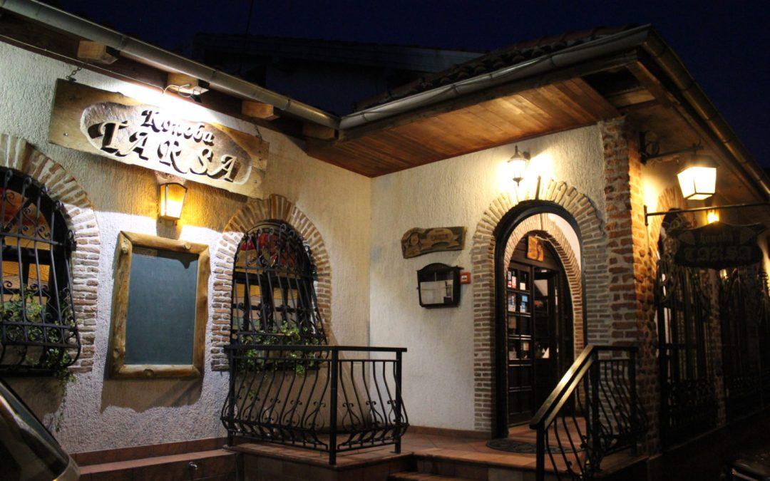 Al Konoba Tarsa di Rijeka per una cena tipicamente croata