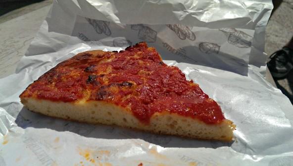 Al Panificio Paoluccio pane e pizza per una sana merenda materana
