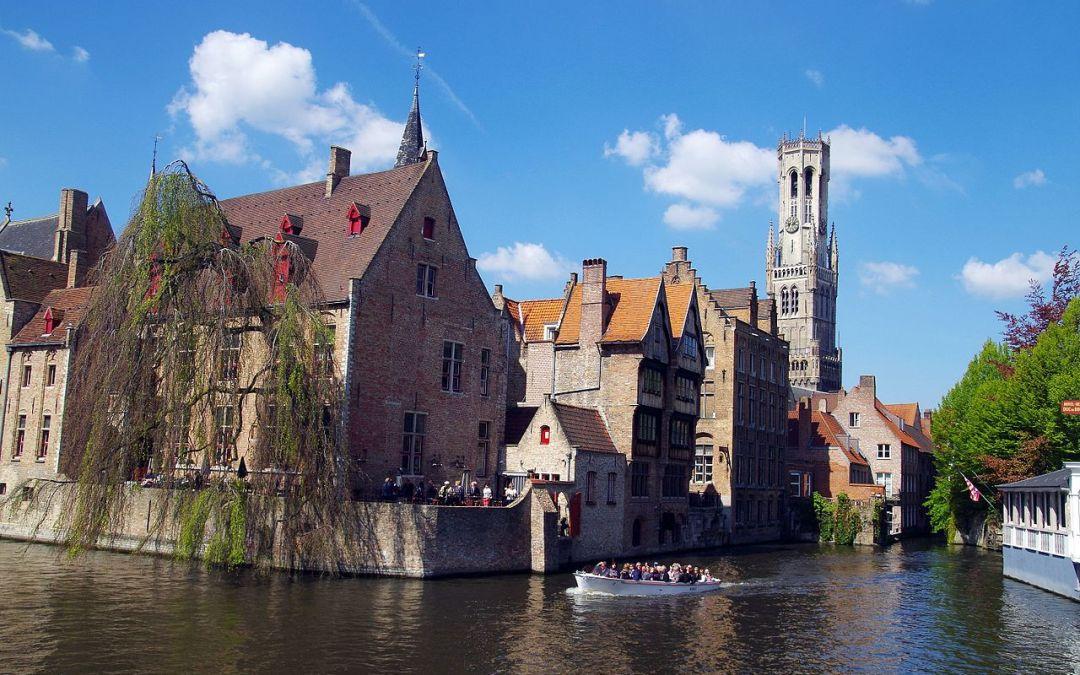 Come arrivare a Bruges da Brussels