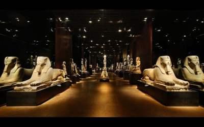 Il Virtual Tour del Museo Egizio di Torino