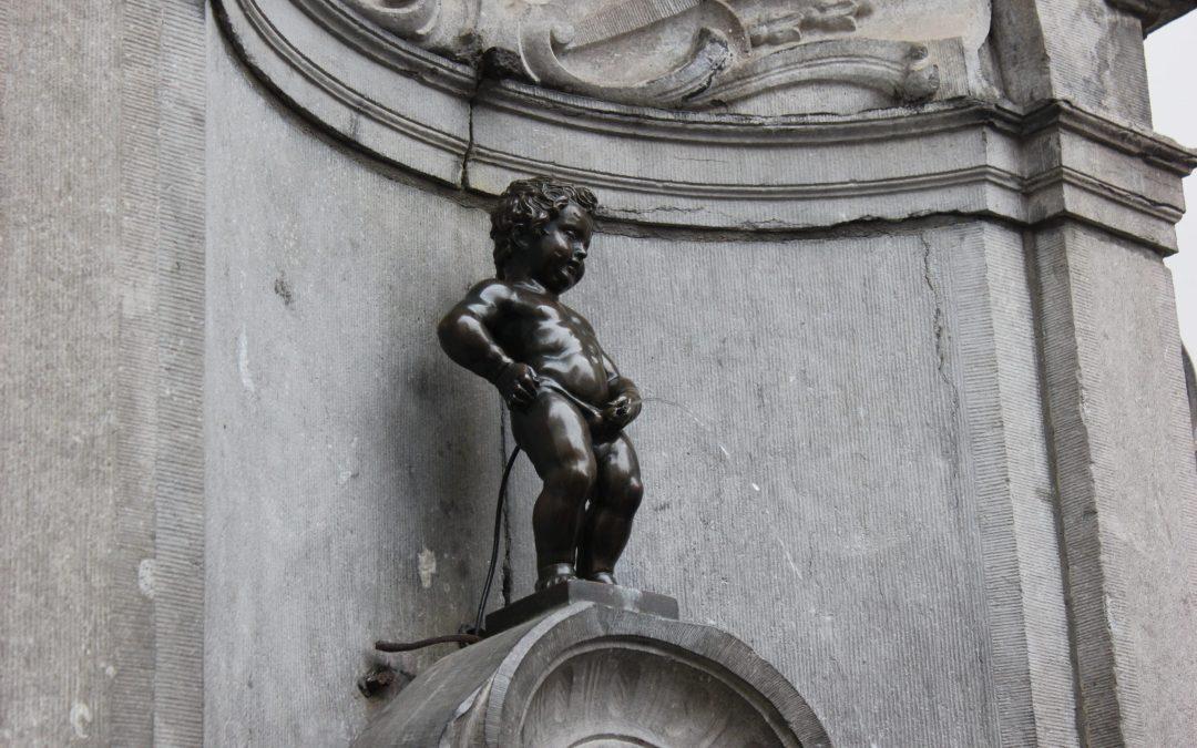 Il Manneken Pis, un modo originale per rappresentare l'indipendenza di un popolo
