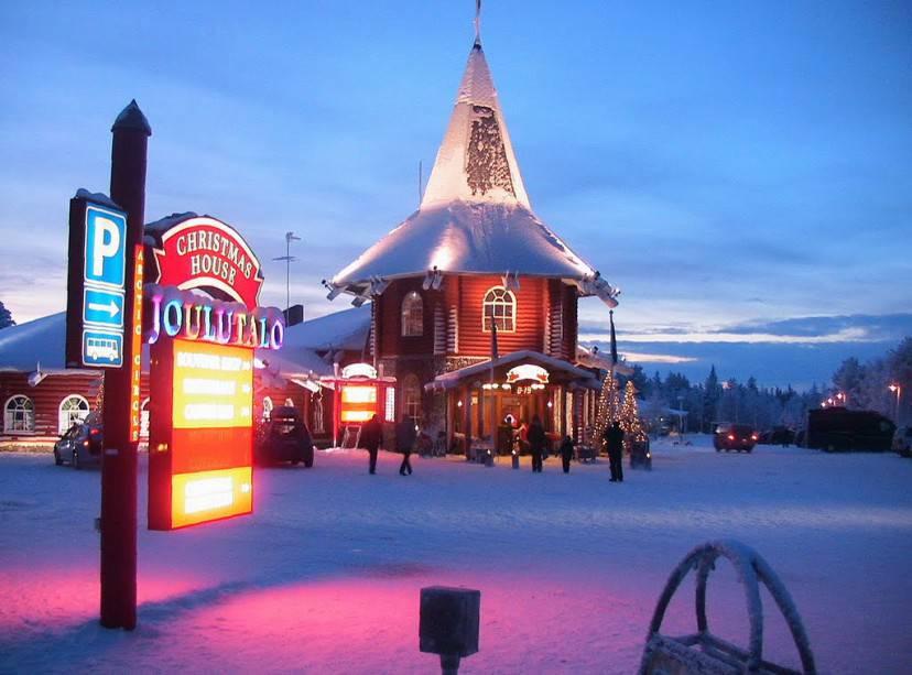 La casa di babbo natale in lapponia finlandia, divertimento e consigli di viaggio. Dove Si Trova La Casa Di Babbo Natale Lapponia Come Arrivare