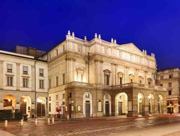 Il Teatro alla Scala di Milano su Google Arts, lo spettacolo