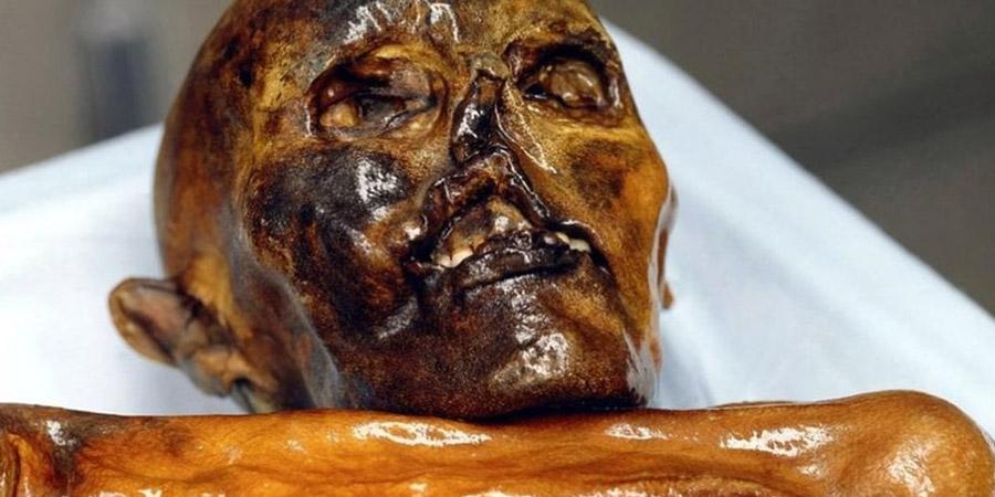 Otzi: la storia dell'uomo venuto dal ghiaccio
