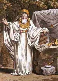 Druidi - Antichi Sacerdoti della Natura