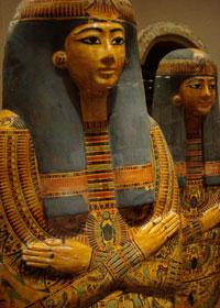 Sarcofago della regina Henuttawy e il mistero delle mummie cocainomani