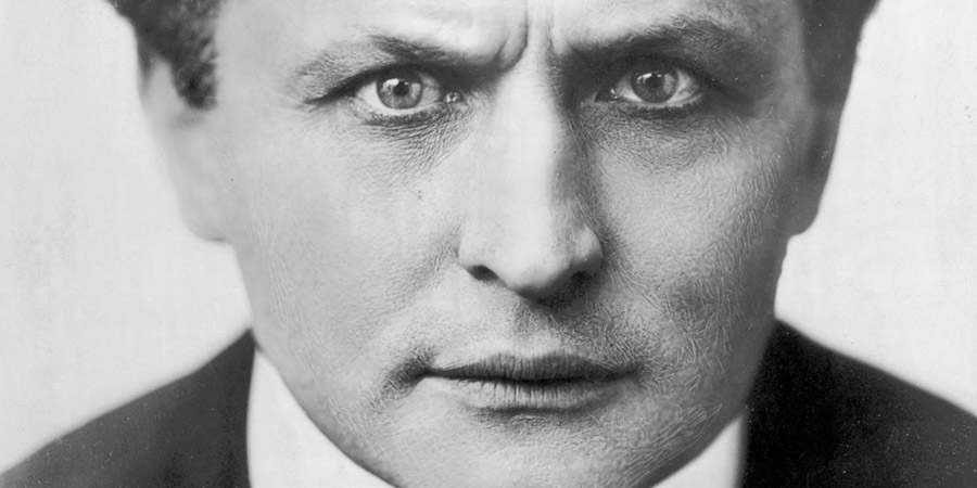 Harry Houdini e l'arte segreta dell'escapologia