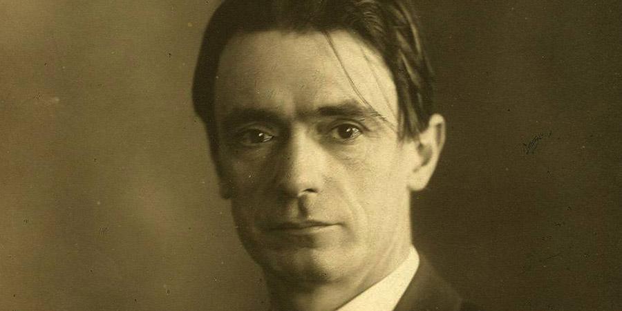 """Rudolf Steiner e la percezione delle """"alte sfere"""""""