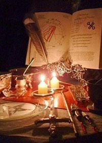 Strumenti per rituali magici