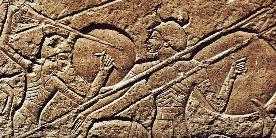 Shardana: gli antichi guerrieri della Sardegna