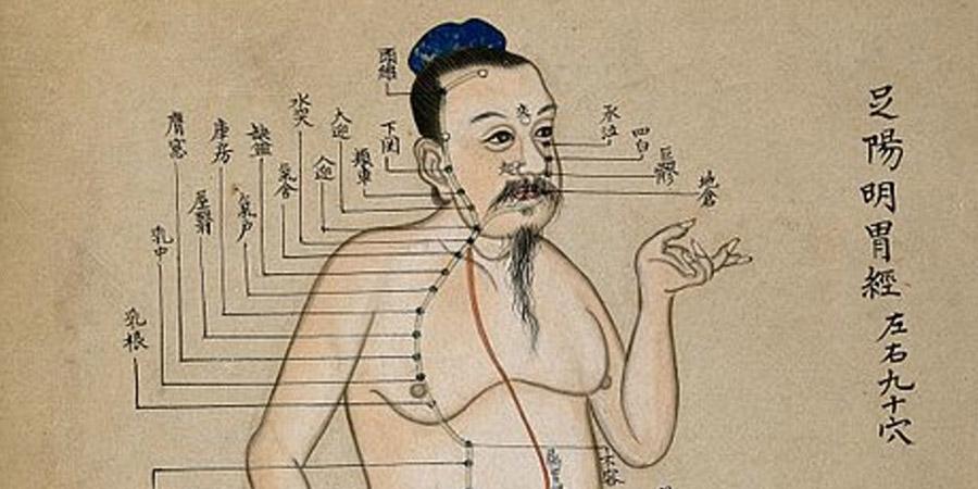 L'agopuntura e la medicina tradizionale cinese