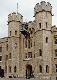 Fantasmi della Torre di Londra
