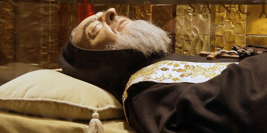 Le facoltà paranormali di Padre Pio