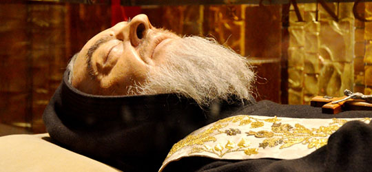 Salma Padre Pio