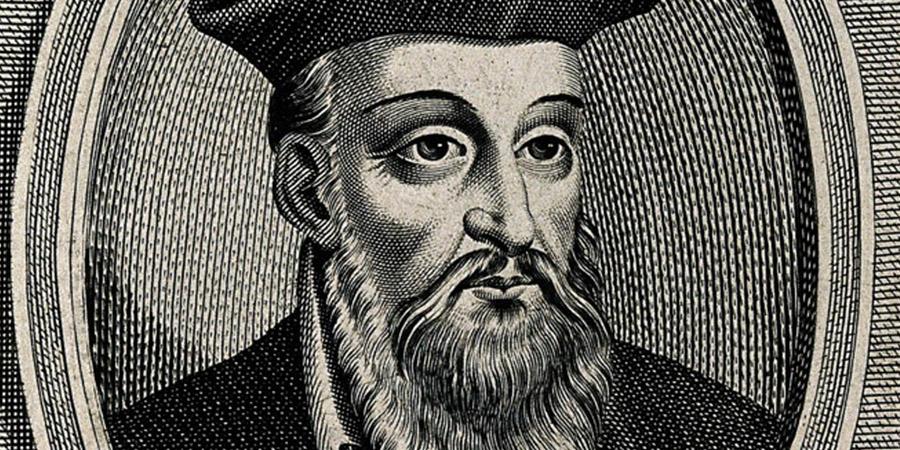 Nostradamus, il veggente che scrutava nei secoli