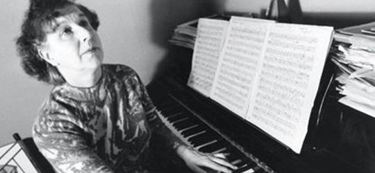 La musica dall'aldilà di Rosemary Brown