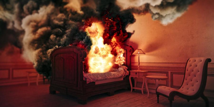 Casi di combustione umana spontanea