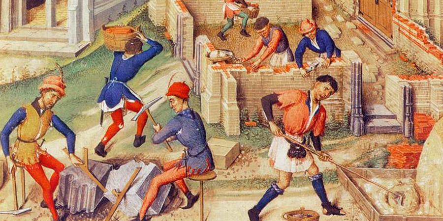 Origini della Massoneria e gilde medioevali