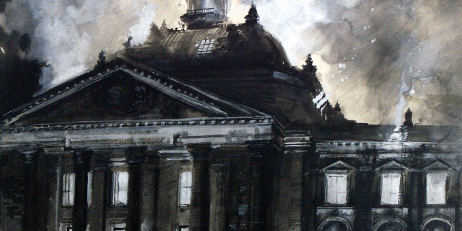 Adolf Hitler e l'incendio del Reichstag
