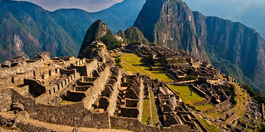 Machu Picchu: la leggendaria roccaforte Inca