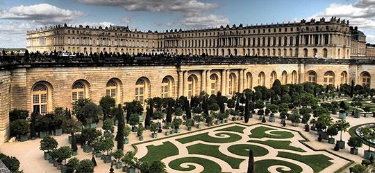 Versailles al tempo della Rivoluzione Francese