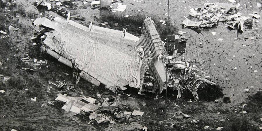 L'equipaggio fantasma del volo 401
