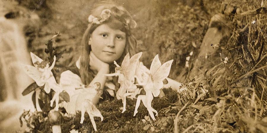 Le incredibili foto delle Fate di Cottingley