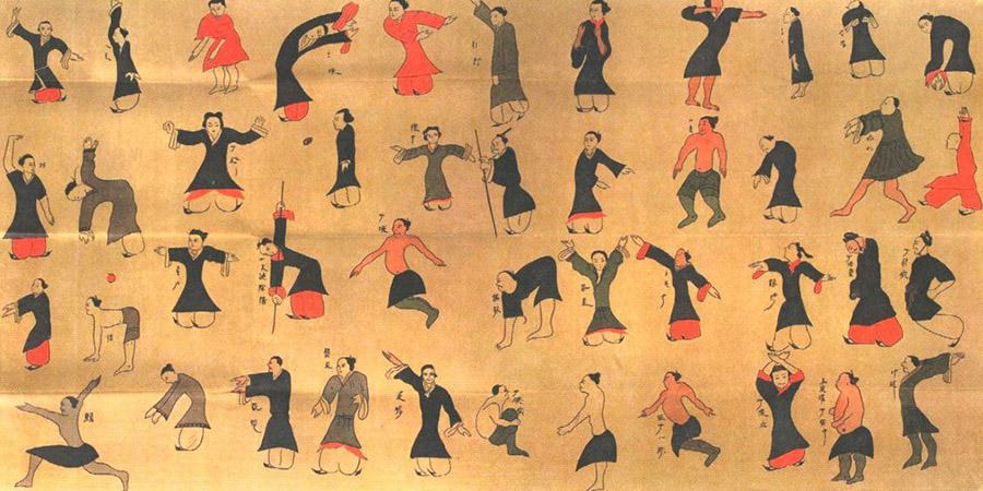 Zhang Baosheng e gli incredibili poteri del qi gong