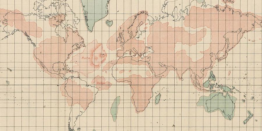 I continenti perduti di Mu e Lemuria