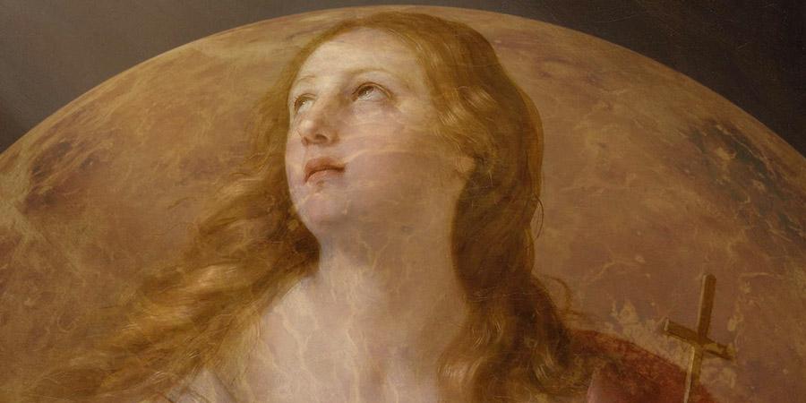 Maria Maddalena e il pentagramma sacro