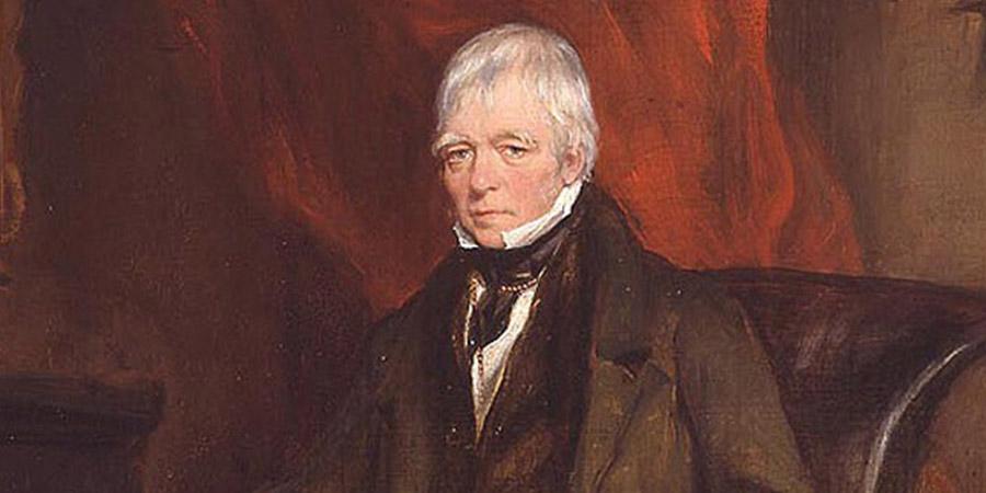 Le esperienze paranormali di Sir Walter Scott