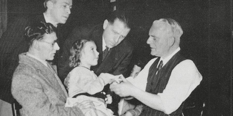 Harry Edwards: un moderno operatore di miracoli