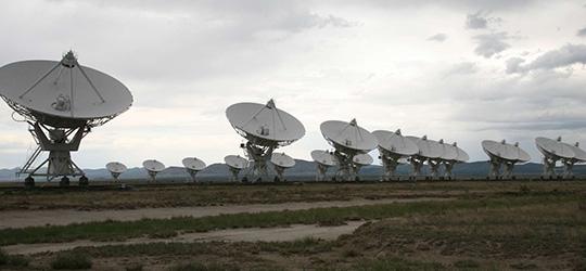 Onde radio e ricerca di vita extraterrestre