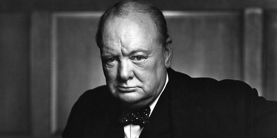 Le felici intuizioni di Winston Churchill