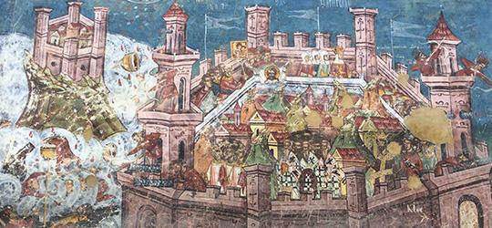 Un'antica tavoletta Ouija a Costantinopoli