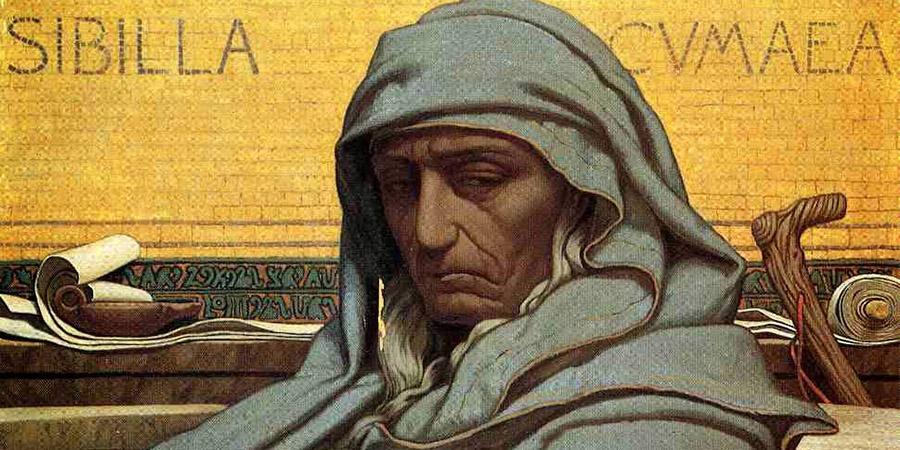 I libri profetici della Sibilla Cumana