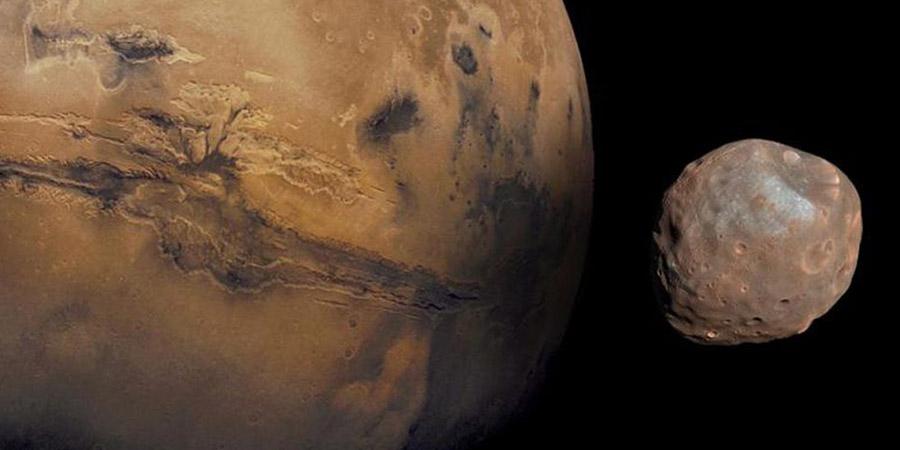 Jonathan Swift sapeva delle lune di Marte?