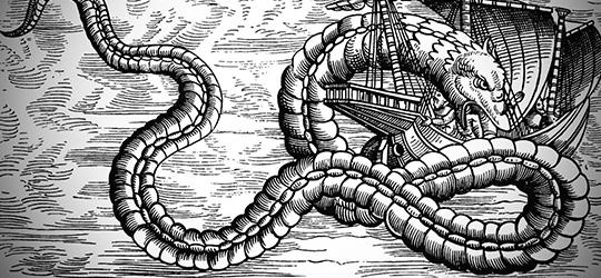 I serpenti di mare della Nuova Scozia