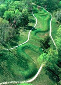 Tumulo del Grande Serpente - Ohio