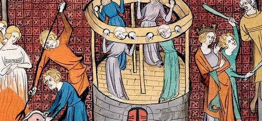 Catari - Inquisizione