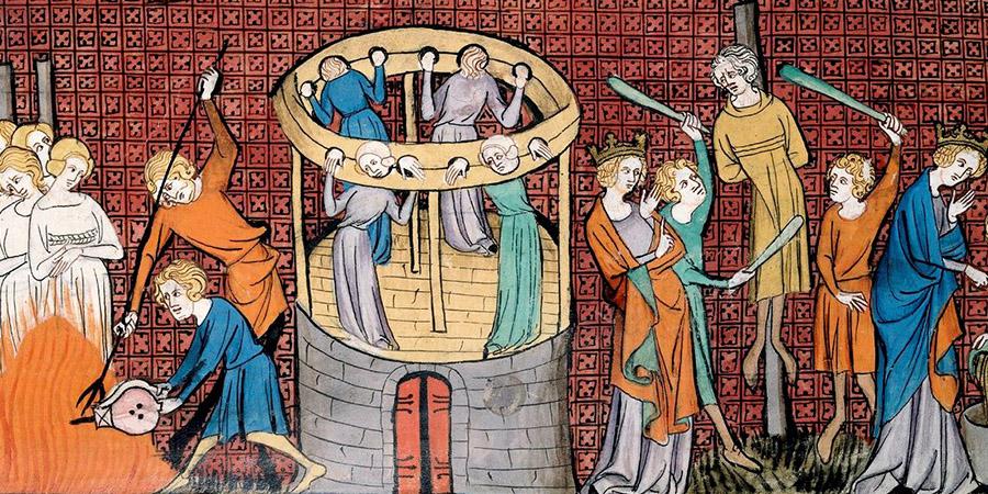 I Catari e la nascita dell'Inquisizione