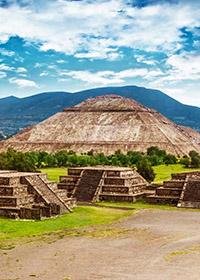 Rovine di Teotihuacan