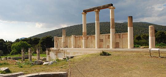 Tempio di Asclepio - Epidauro - Templi del Sonno