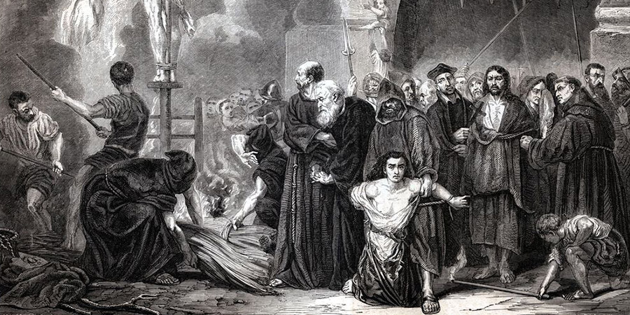 L'Inquisizione e le accuse di eresia agli zingari