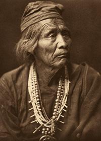 Sciamano Navajo
